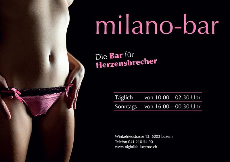 Milano Bar – Die Bar für aufgeschlossene Nachtschwärmer