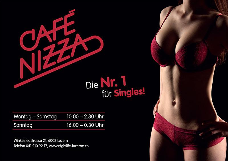 Café Nizza – Die Single Bar