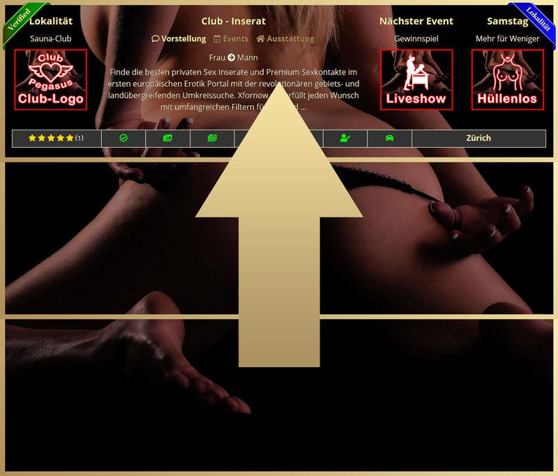 Xfornow.net Erotic Portal - Credits-Vorteilspaket