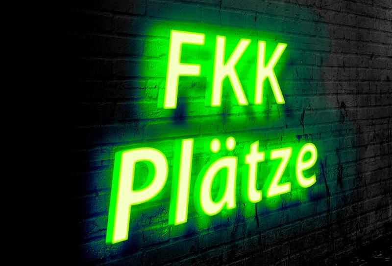 FKK Strände – Fulda-Aue