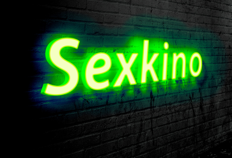 Sexkino – B-1 Cinema Sex-Shop