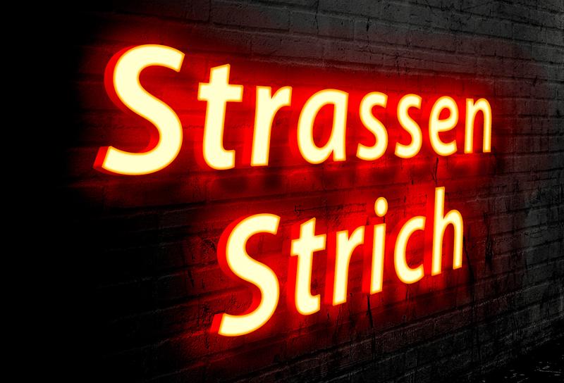 Strassenstrich – 40217 Düsseldorf – Talstrasse