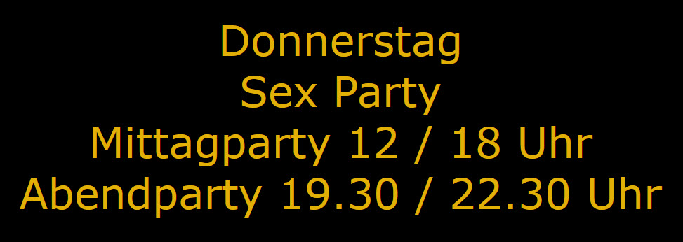 Gruppensex-Party